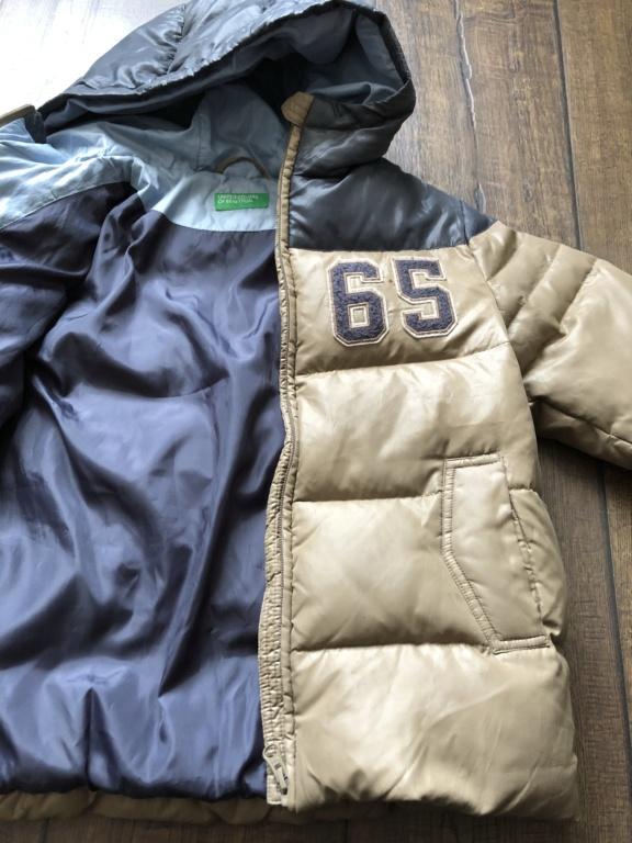 Продам недорого фирменные весенние куртки на мальчика, 120-134 см Img_2811