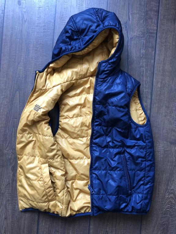 Продам недорого фирменные весенние куртки на мальчика, 120-134 см Img_2812