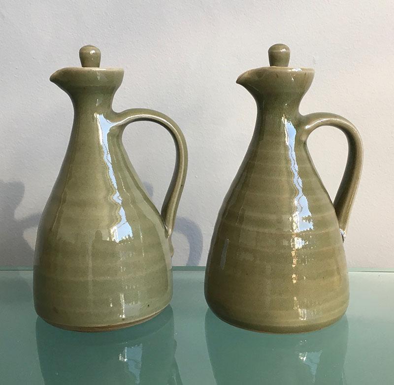 Harry and May Davis, Crowan Pottery Img_3110