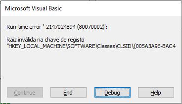 Funçao para ler o Regedit do windows não esta lendo mais.... Erro_r10