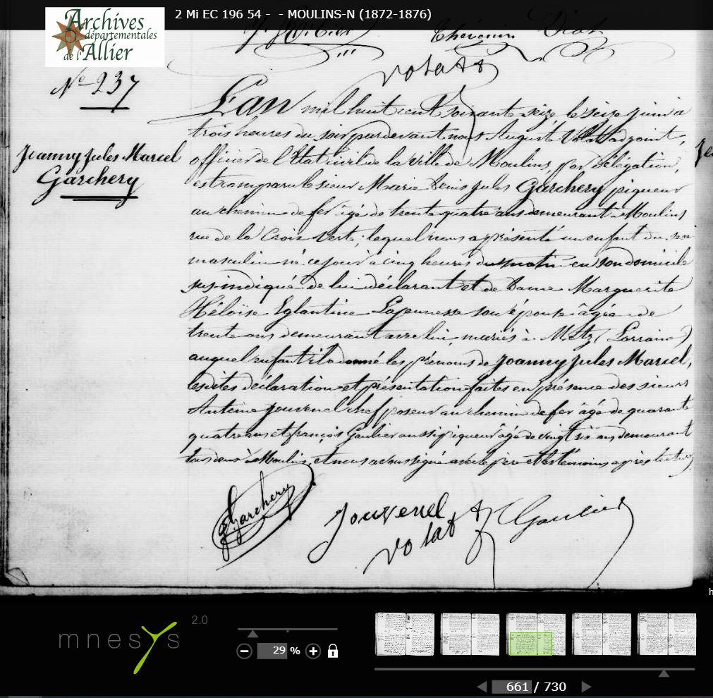 Général Garchery 18760610