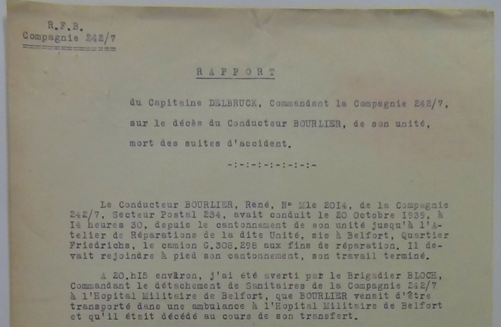 CMA 327 Belfort, quelle caserne ? - Page 2 19391011