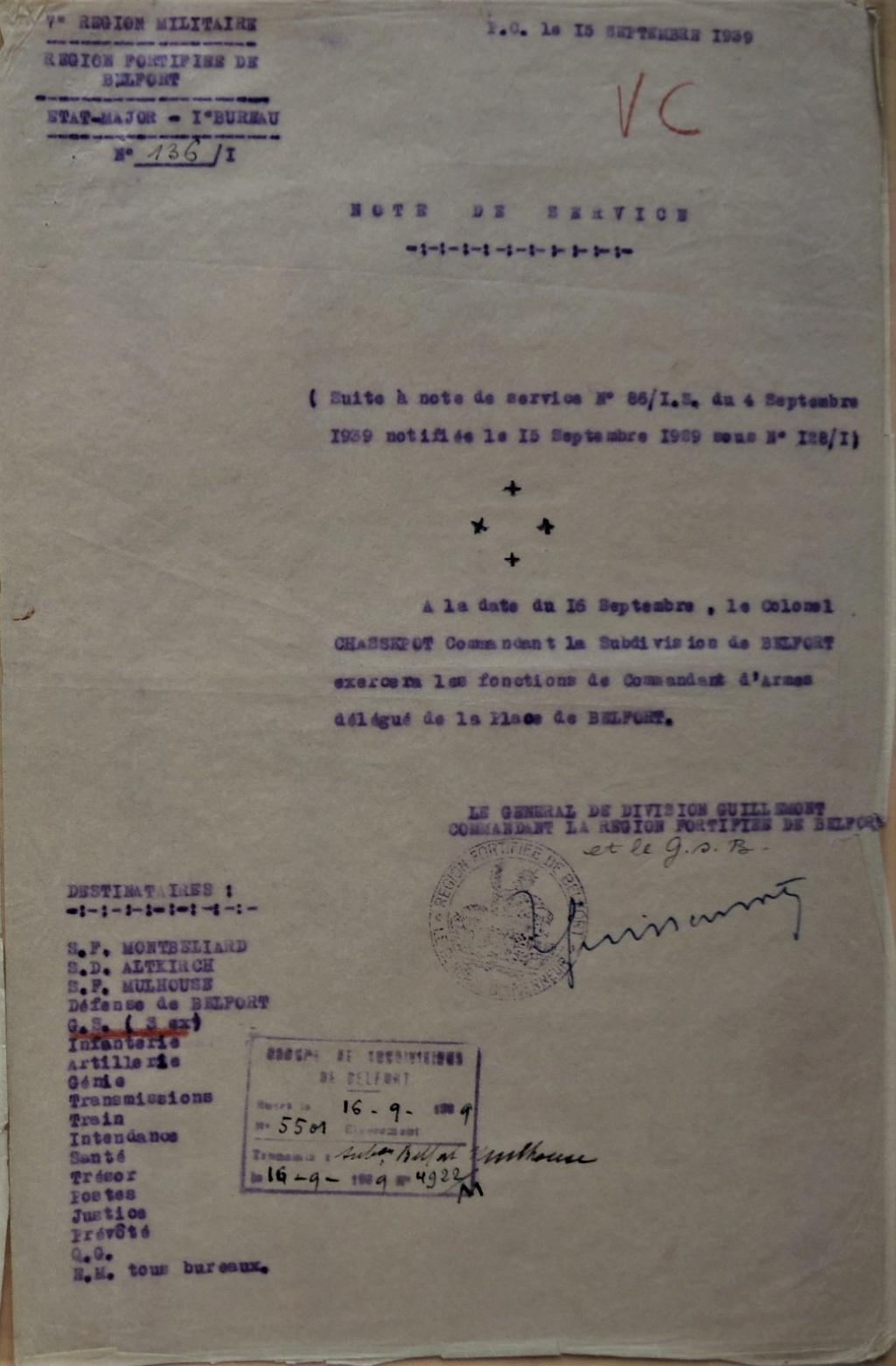 GS de Belfort et Subdivisions de Belfort et de Mulhouse 1940-014