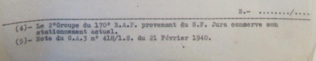 Cie 345/7 - Cie Auto de QG du train de Forteresse (45e CAF) 19400215