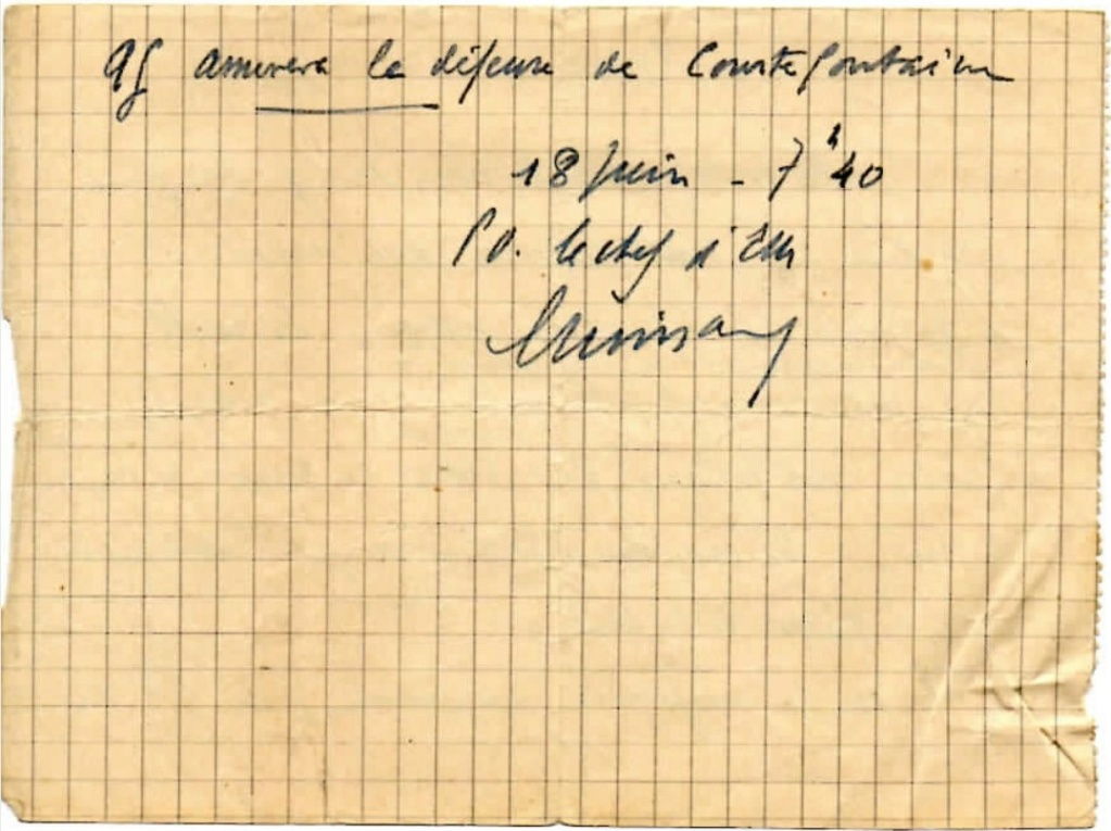 Cie 345/7 - Cie Auto de QG du train de Forteresse (45e CAF) 19400646