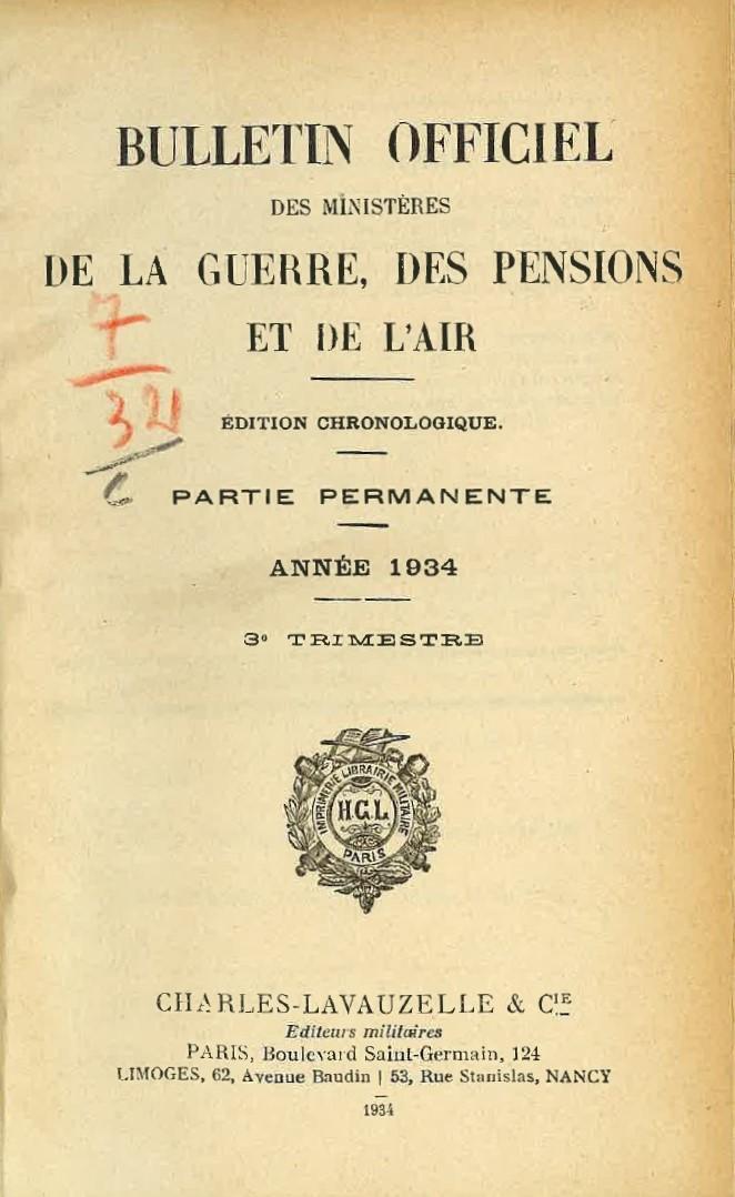 Centre de Mobilisation : Création et organisation + liste 1930 - Page 2 Bopp_p10