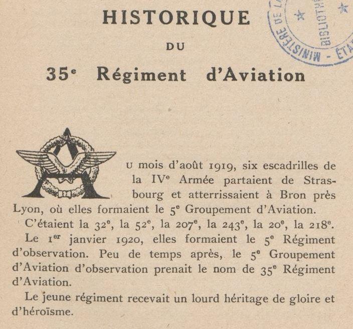 35e régiment d'aviation Format12