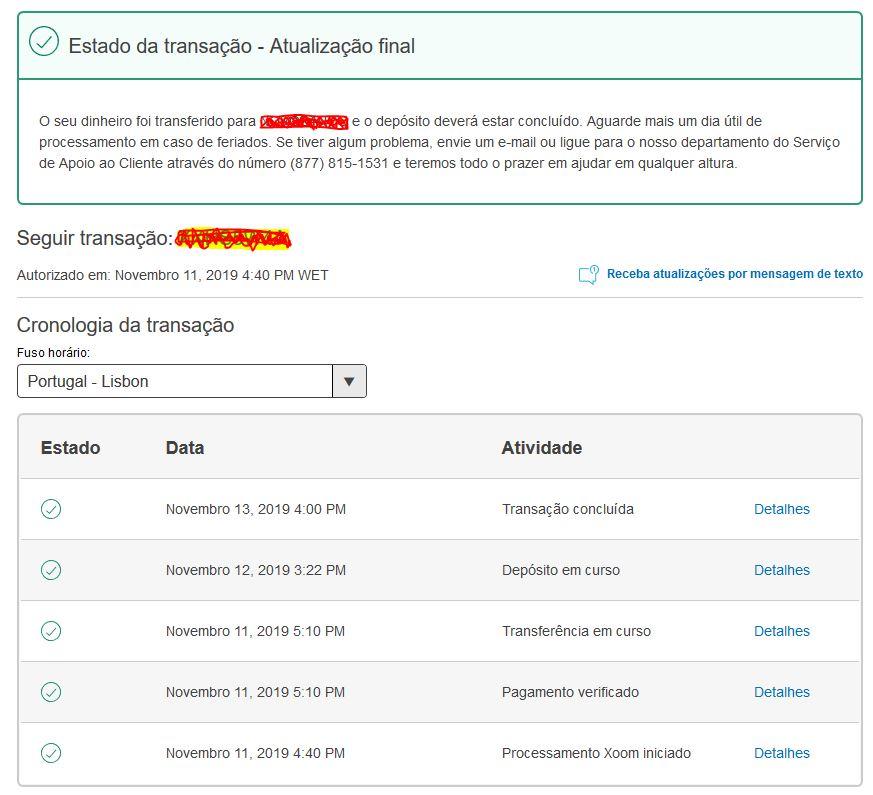 OPORTUNIDADE [Provado] - Ganha 25€ Paypal por registar na Xoom (empresaPaypal) - Página 3 Test10
