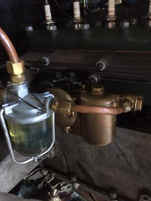 carburator  Cabu111