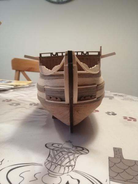 vaisseau Victory 1/94 ème de chez Constructo (bois) 1017