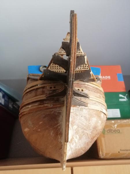 [ALTAYA] Vaisseau en péril l'AMBITIEUX  3513