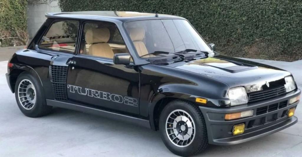 Renault 5 Alpine - Italeri 1/24e Alpine10