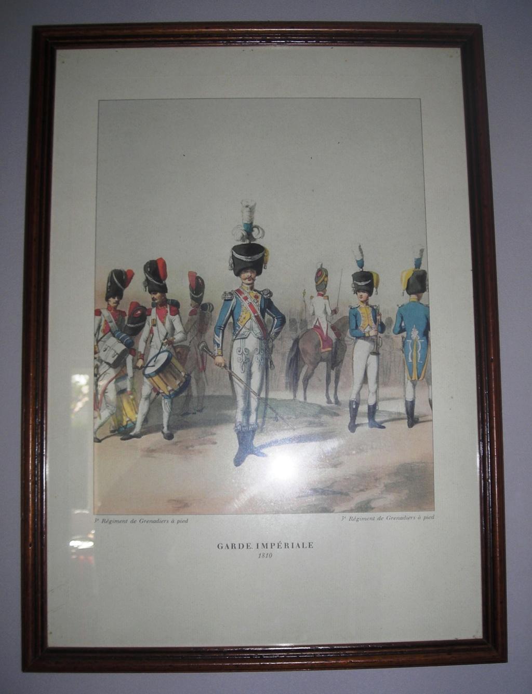 VENTE GRAVURES PREMIER EMPIRE, GARDE IMPERIALE. 181010