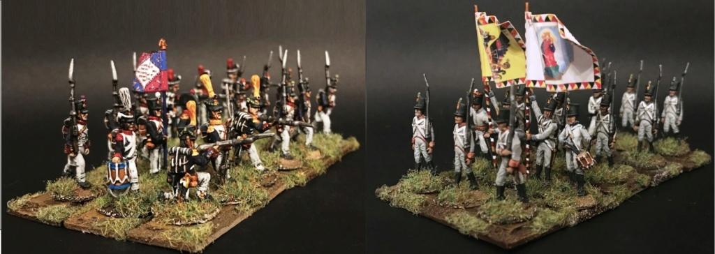 Infanterie autrichienne en 1814 au 1/72 - Page 2 23140f10