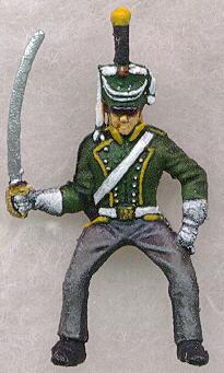 Dutch Belgian light dragoons 8032h10
