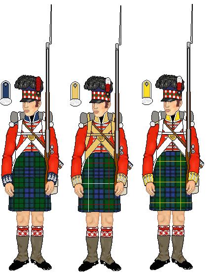 Scotland for ever !! strelets 1/72 Infant11
