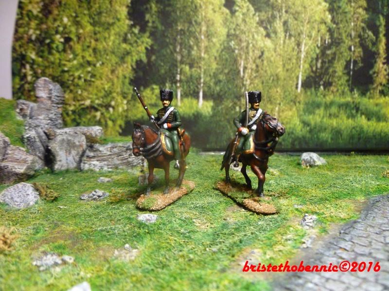 Chasseurs à Cheval de la Garde impériale en 1815 au 1/72 P1070710