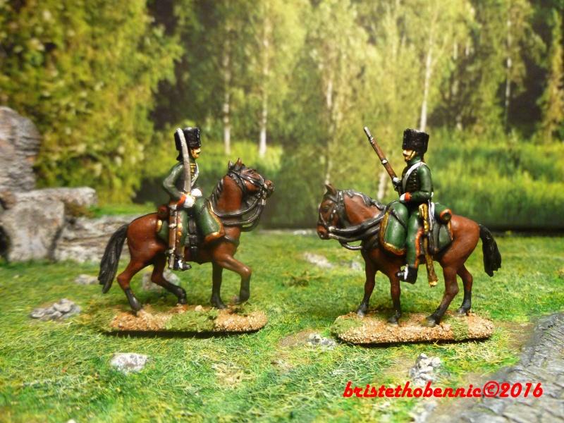 Chasseurs à Cheval de la Garde impériale en 1815 au 1/72 P1070711
