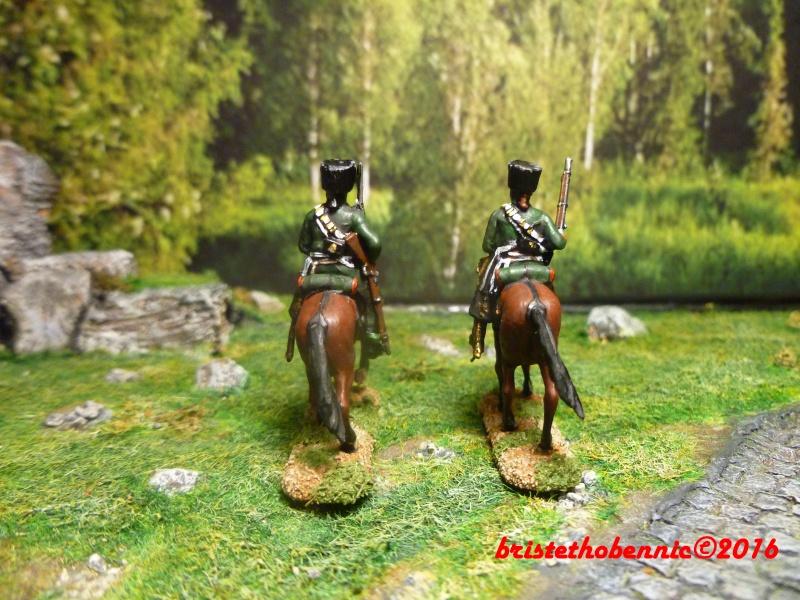 Chasseurs à Cheval de la Garde impériale en 1815 au 1/72 P1070712