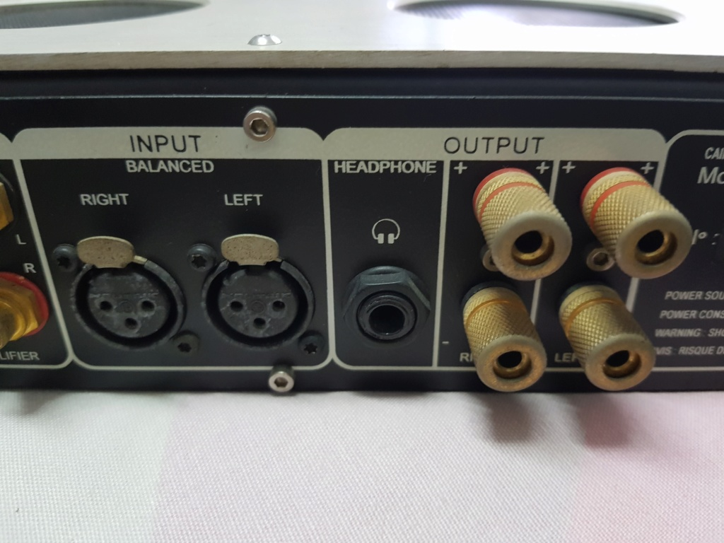 Cairn 4808 North Face Integrated Amplifier (Used) 20190611
