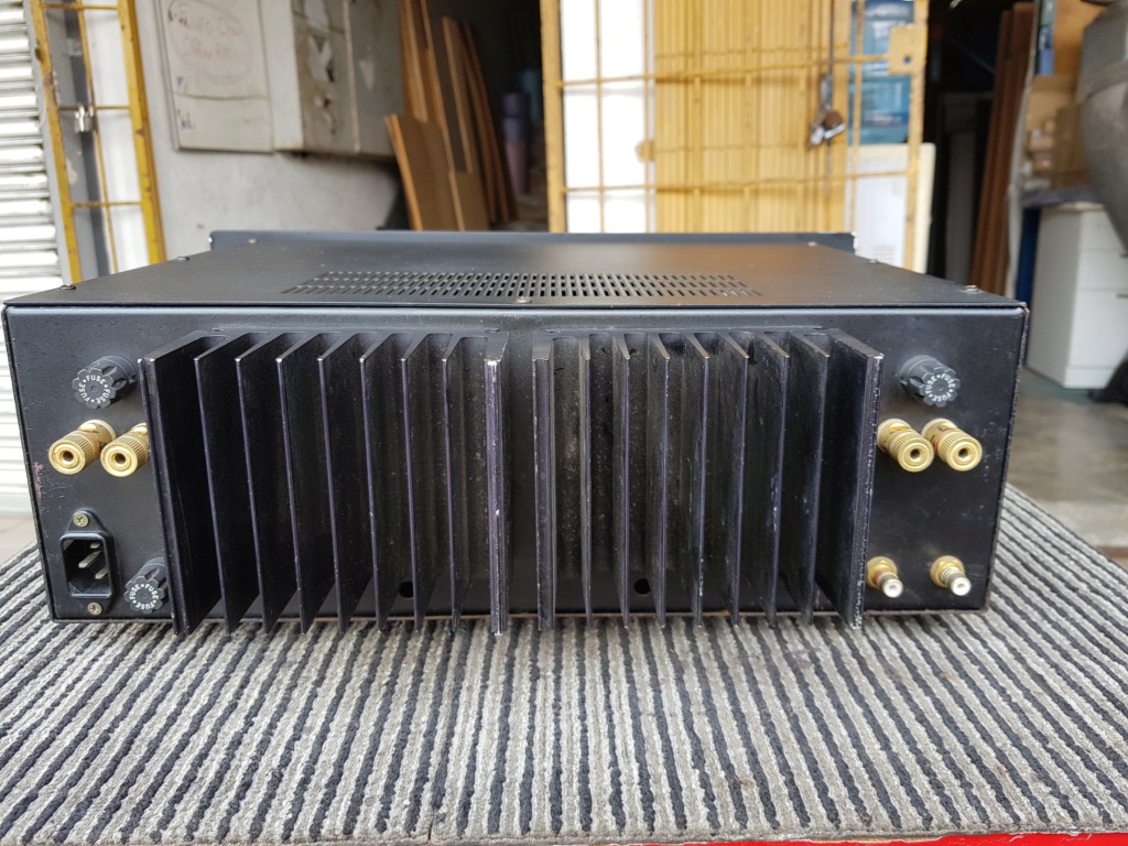 B&K EX-442 dual monuaral Power Amplifier (sold ) 20190731