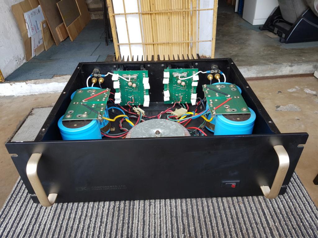 B&K EX-442 dual monuaral Power Amplifier (Used) 20190733