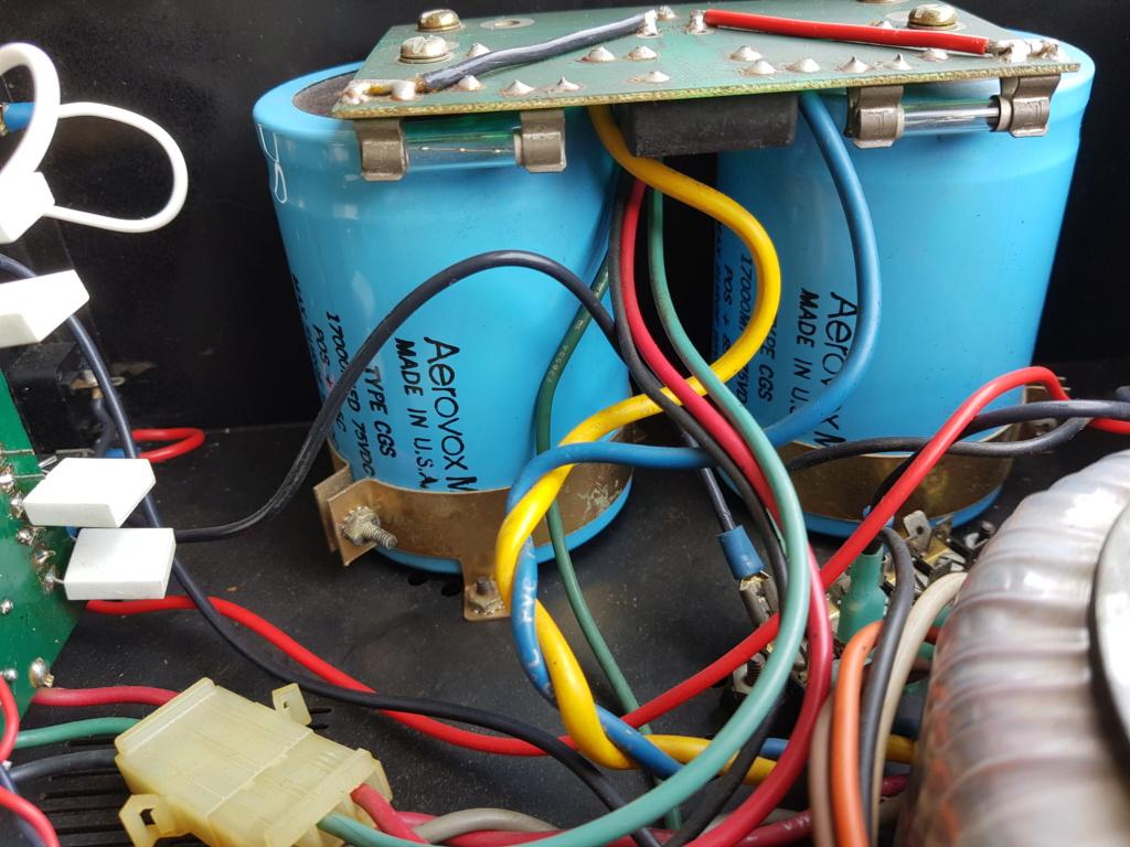 B&K EX-442 dual monuaral Power Amplifier (Used) 20190735