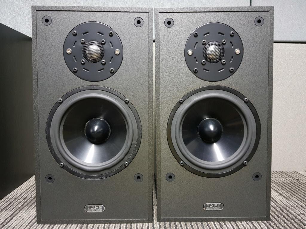 Acoustic Energy Aegis Model 1 speaker (New old stock) 20190815