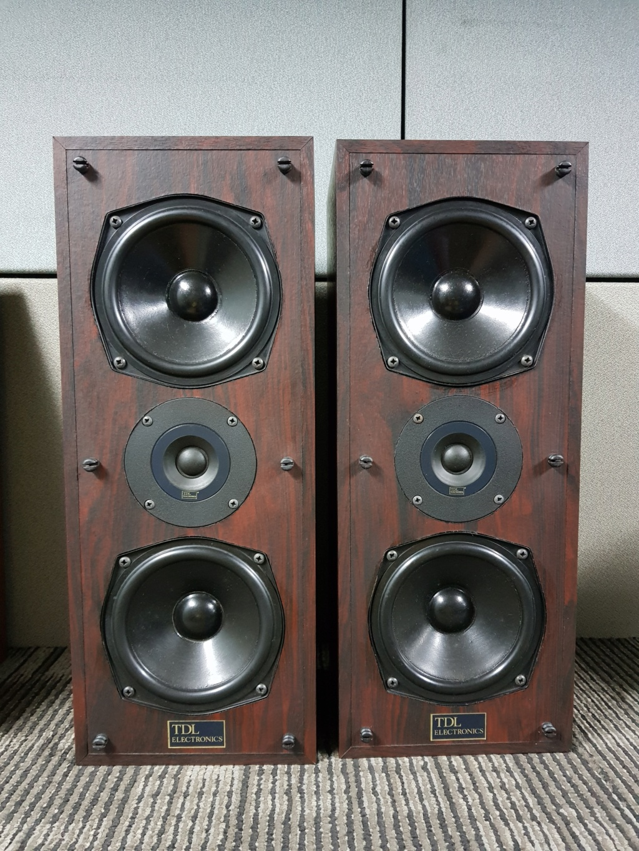 TDL Electronics Near Field Monitors speakers - NFM2 ( Sold ) 20190820