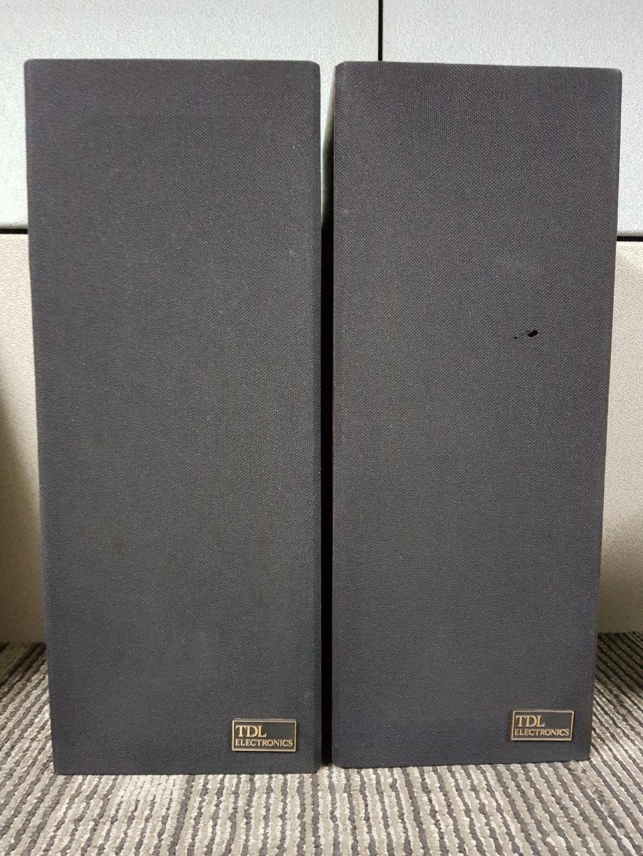 TDL Electronics Near Field Monitors speakers - NFM2 ( Sold ) 20190822