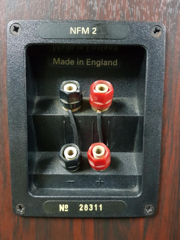 TDL Electronics Near Field Monitors speakers - NFM2 ( Sold ) 20190823