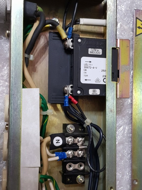 Power controller pulizzi Z-Line (Used) 20190829