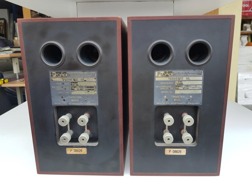 Proac Tablette 50 Loudspeaker (Used) 20191027
