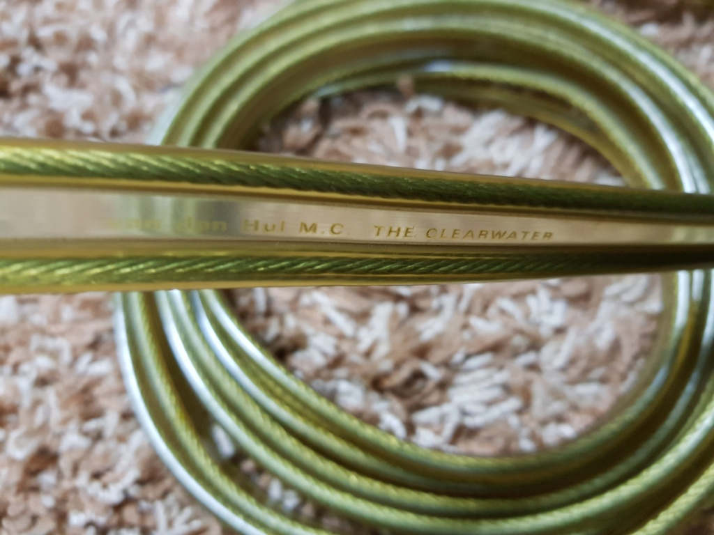 Van Den Hul The Clearwater Speaker Cable (Used) 20191032