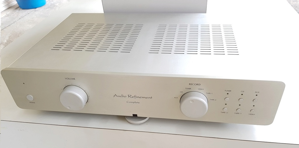 Audio Refinement The Complete integrated amplifier (Used) 20191066