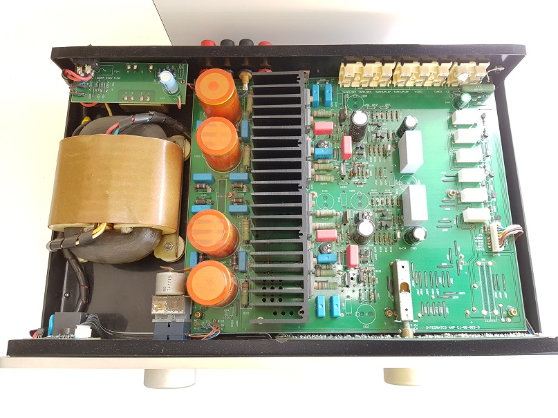 Audio Refinement The Complete integrated amplifier (Used) 20191067