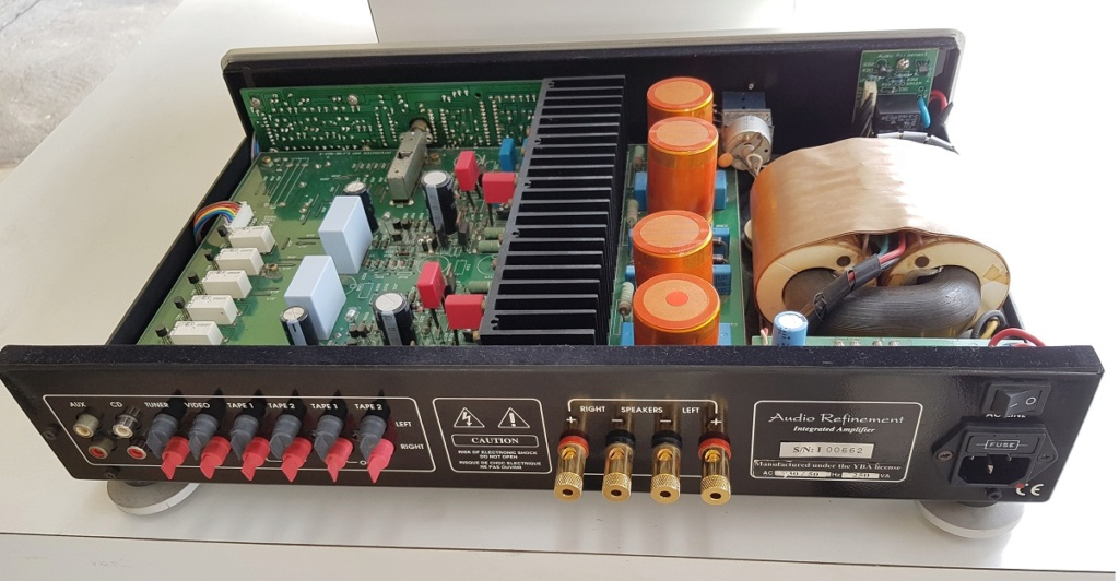 Audio Refinement The Complete integrated amplifier (Used) 20191068