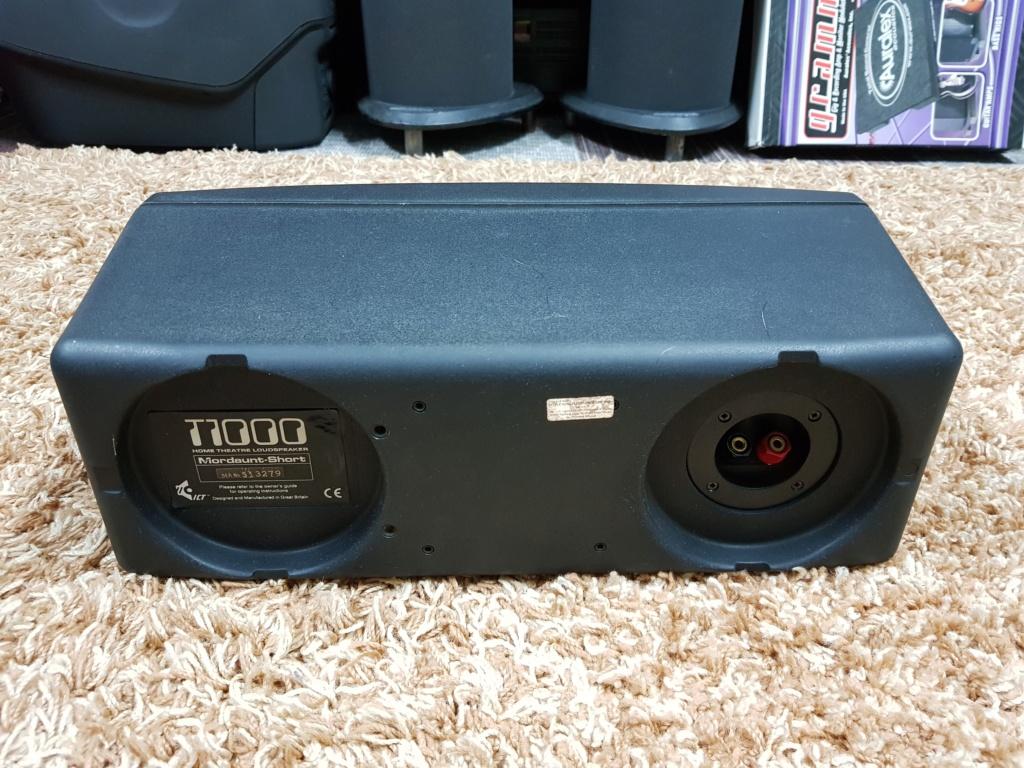 Mordaunt-Short T-1000 3-way centre speaker 20191103