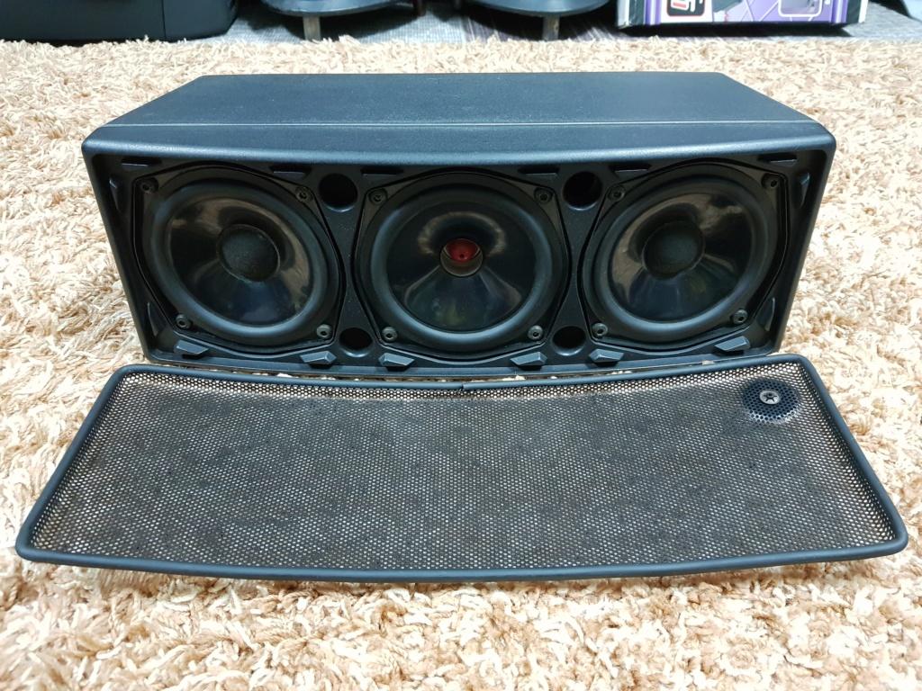 Mordaunt-Short T-1000 3-way centre speaker 20191104
