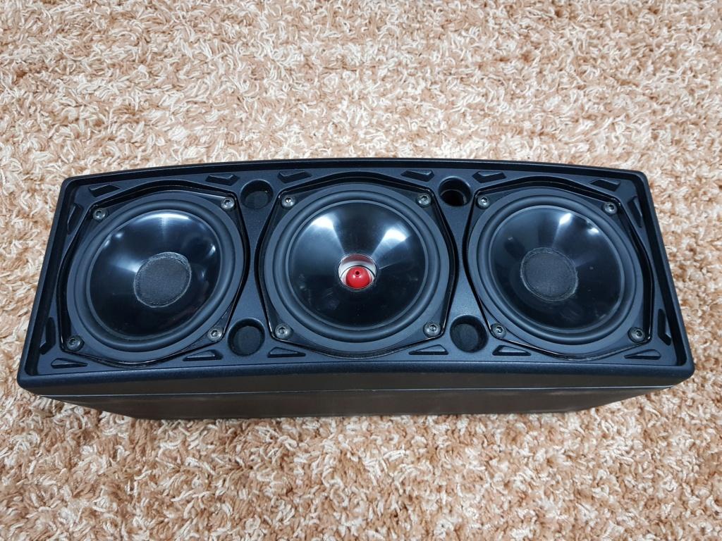 Mordaunt-Short T-1000 3-way centre speaker 20191105