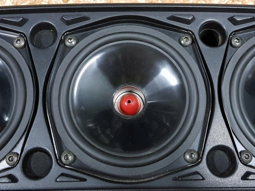 Mordaunt-Short T-1000 3-way centre speaker 20191106