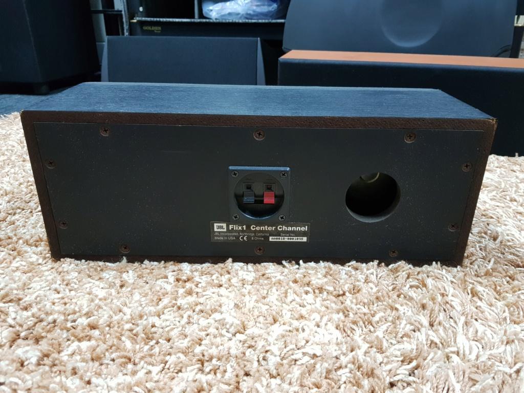 JBL Flix1 Center Speaker (Used) 20191151