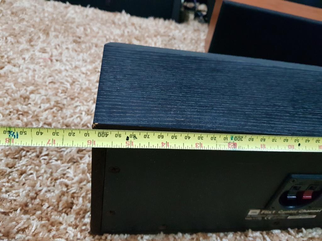 JBL Flix1 Center Speaker (sold) 20191153