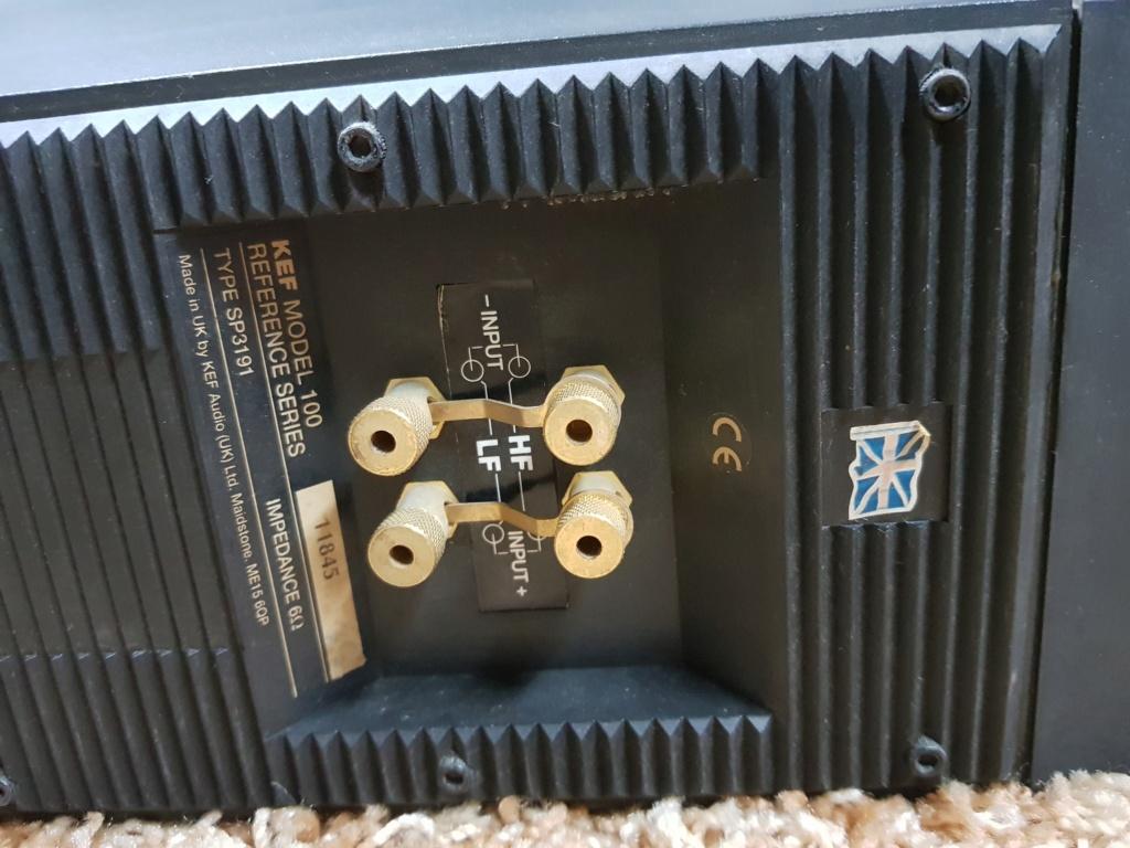 KEF Reference Series Model 100 centre speaker (Used) 20191159