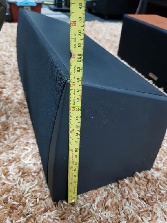 KEF Reference Series Model 100 centre speaker (Used) 20191161