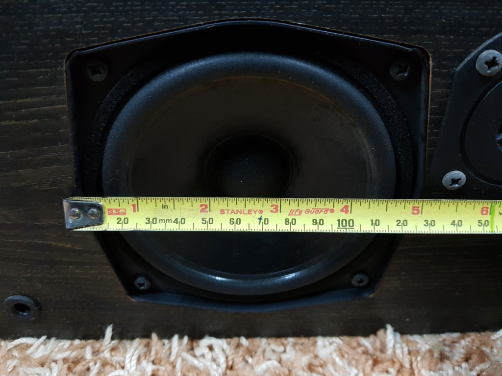 Avance Center 7 center speaker (Used) 20191188