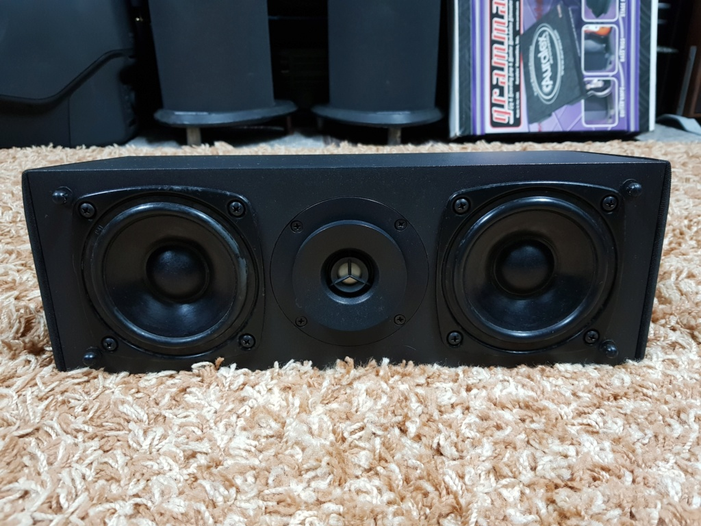 Paradigm cc-70 v2 High Definition Center Speaker 20191196