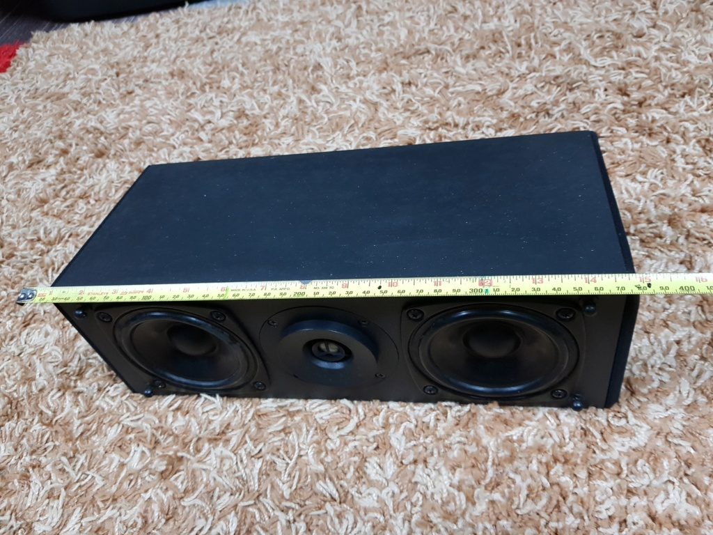 Paradigm cc-70 v2 High Definition Center Speaker 20191198