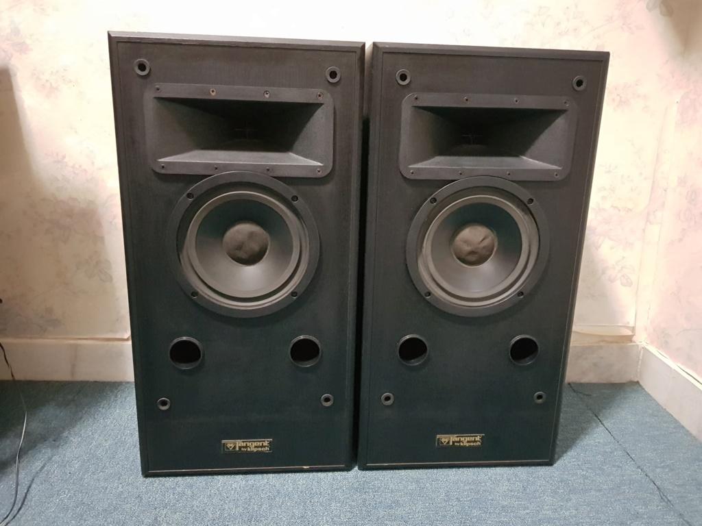 Klipsch Tangent 200 Horn Speakers (used) 20200410