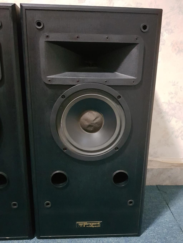 Klipsch Tangent 200 Horn Speakers (used) 20200413